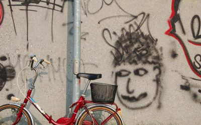 Getting Around: Biking in Berlin. By Conrad Smith